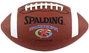 Spalding Rookie Gear Composite Football by Spalding