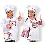 Melissa & Doug Chef Costume Deluxe Role Play Set