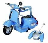 Zapf Creation BABY Born Boy City Scooter Blue