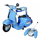 "Zapf Creation 808368 - Baby born City Motorroller (R/C), blauvon ""Zapf Creation"""