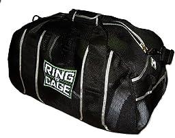 R2C Mesh Gear Bag for Muay Thai, MMA, Kickboxing, Boxing, Martial Arts