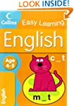 English: Age 4-5 (Collins Easy Learni...