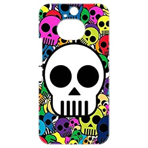 a AND b Designer Printed Mobile Back Cover / Back Case For HTC One M9 Plus (HTC_M9Plus_3D_2894)