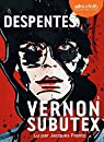Vernon Subutex 1: Livre audio 1 CD MP3 par Despentes