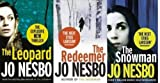 Jo Nesbo 3 vol. collection (The Leopard, The Snowman, The Redeemer) Jo Nesbo