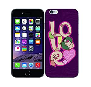Galaxy Printed 2499 Type Love Hard Cover for Apple Iphone 4