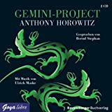 "Gemini Project. 2 CDsvon ""Anthony Horowitz"""