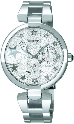 WIRED f (ワイアード エフ) 腕時計 AGEE005 レディース