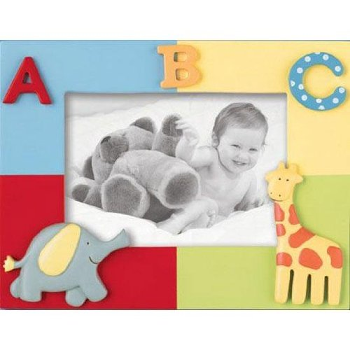 Alphabet Soup Picture Frame by Cocalo