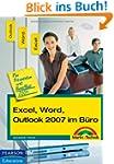 Excel, Word, Outlook 2007 im B�ro - f...