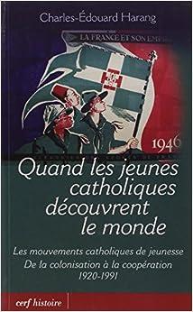 Site de rencontres jeunes catholiques