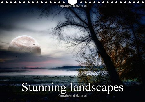 Stunning landscapes (Wall Calendar 2016 DIN A4 Landscape): Imaginary twilights (Monthly calendar, 14 pages) (Calvendo Nature)