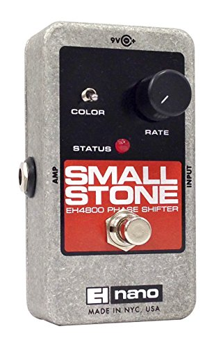 Electro Harmonix Small Stone Nano Analog Phase Shifter Guitar Effects Pedal (Slow Gear Pedal compare prices)