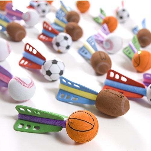 Mini Sport Ball Missiles