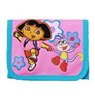 Dora the Explorer and Boots Wallet
