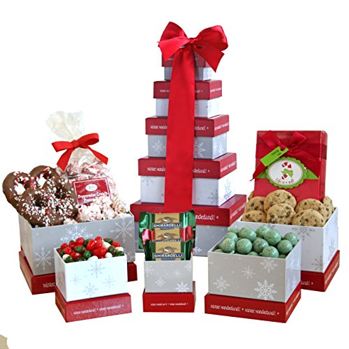 California Delicious Wonderland Gift Tower image