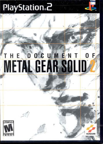 Metal Gear Solid 2: The Document (Document Of Metal Gear Solid 2 compare prices)