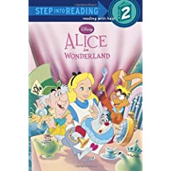 Alice in Wonderland (Disney Alice in Wonderland) (Step into Reading)