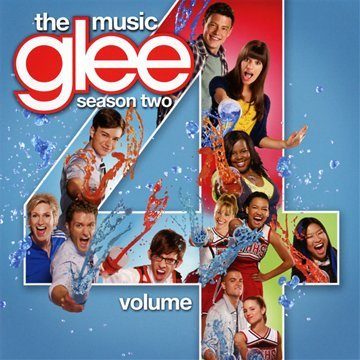 Glee Cast Glee: The Music, Volume 4 cd cover