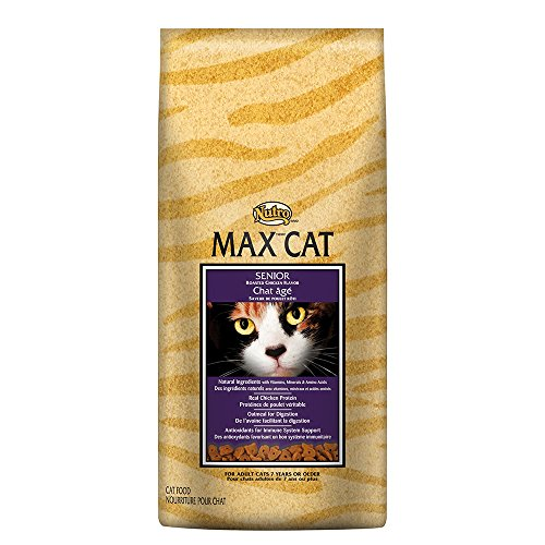 Nutro MAX CAT Senior Roasted Chicken Flavor
