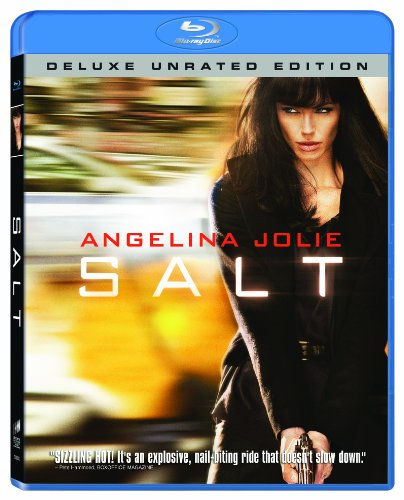 Солт / Salt (2010) BDRip 720p
