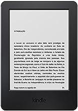 Kindle com tela sensível ao toque e Wi-Fi