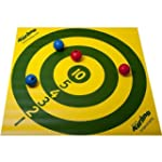 New Age Kurling Indoor Numbered Targe...
