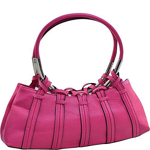 dasein-dual-ring-strap-shoulder-bag-pink