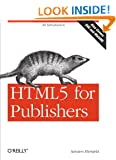 HTML5 for Publishers