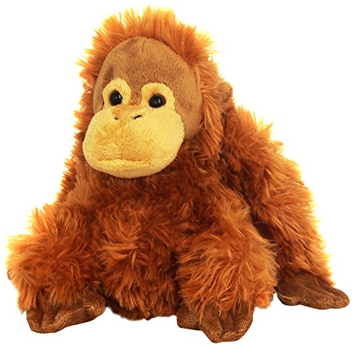 "Wild Republic CK-Mini Orangutan Female 8"" Animal Plush"