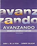 img - for Avanzando: WITH Workbook: Gramatica Espanola Y Lectura book / textbook / text book