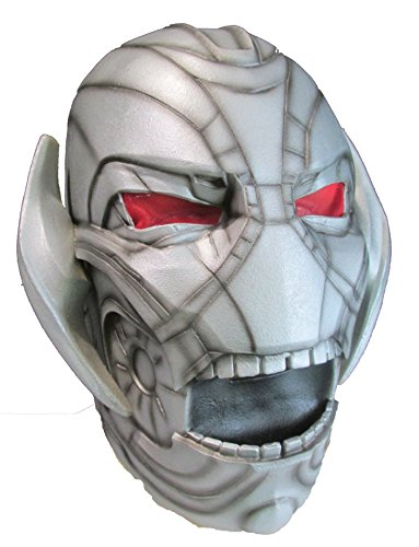 Rubie's Costume Avengers 2 Age of Ultron Child's Ultron 3/4 Mask Costume