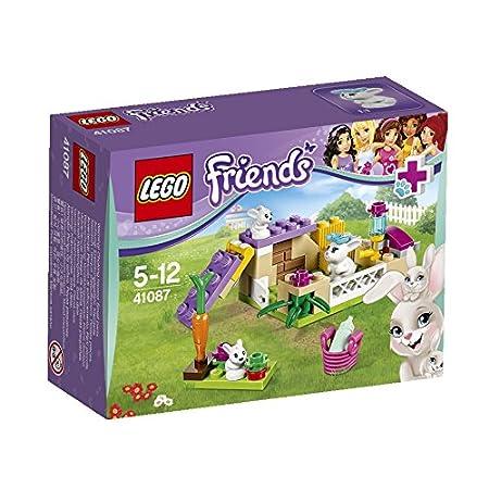 LEGO Friends - 41087 - Jeu De Construction - Les Bébés Lapins Et Leur Maman