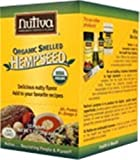 Organic Shelled Hempseed (1.1oz each) 12 Packets