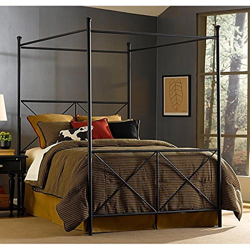 Metro Shop Excel Queen-Size Canopy Bed front-847503