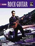 Complete Rock Guitar Method: Beginning Rock Guitar, Lead & Rhythm (Book & DVD) (0739030175) by Howard, Paul