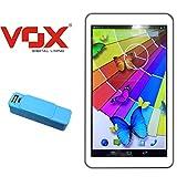 V105HD Dual Sim 3G Dual Core HD Tablet With 2600 MAh Powerbank