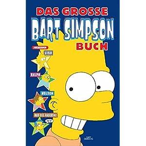 Bart Simpson Comics SB 1: Das große Bart Simpson Buch