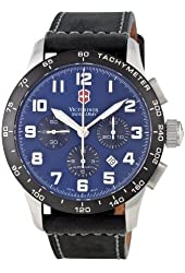 Victorinox Swiss Army Men's 241188 Professional Airboss Blue Dial Watch