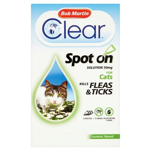 bob-martin-flea-tick-clear-fipronil-cat-spot-on-solution-3-tubes