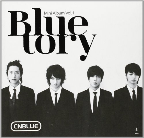 CNBLUE 1st Mini Album - Bluetory(韓国盤)