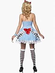 JoJo beauty Miss Wonderland Adult Costume