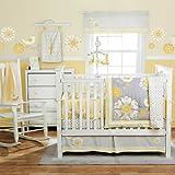 BananaFish MiGi Sweet Sunshine 4 pc Crib Set