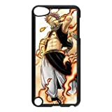 Fairy Tail Natsu Anime Figure Hard Case Cover for Apple iPod Touch 5th Generation