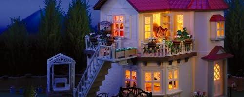 シルバニアファミリー ハウス あかりの灯る大きなお家 ハ-44