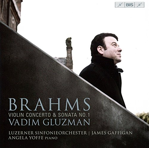 Johannes Brahms: Violin Concerto & Sonata No 1 (Hybrid SACD)