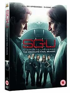 Stargate Universe Season 2 [Import anglais]