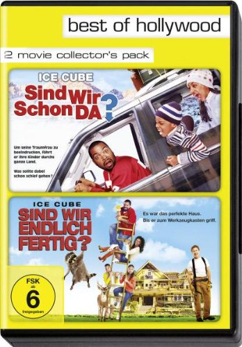 Best of Hollywood - 2 Movie Collector's Pack: Sind wir schon da? /Sind wir endlich fertig? [2 DVDs]