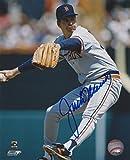 Jack Morris Detroit Tigers MLB 8x10 Autographed Photograph - PITCH V