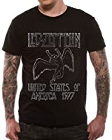 Loud Led Zeppelin USA `77 Men's T-Shirt